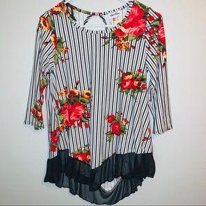 Star vixen blouse
